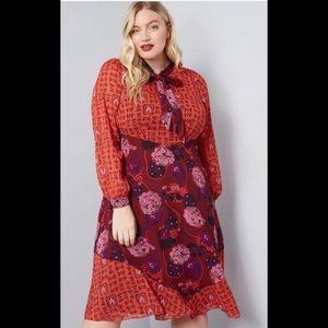 NWT ModCloth x Anna Sui Dress 24